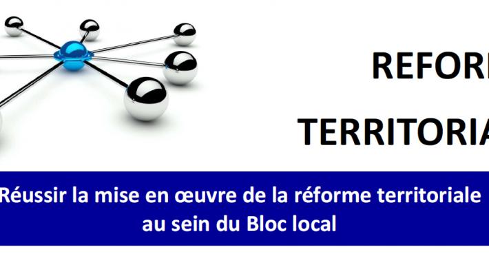 Réforme territoriale EXFILO