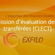 commission d'évaluation des charges transférées - EXFILO