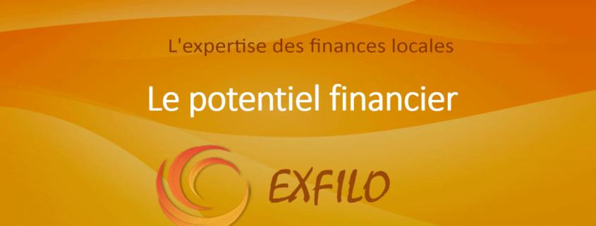 Le potentiel financier - EXFILO